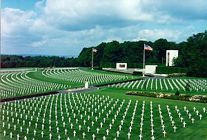 Hamm Luxembourg_American_Cemetery