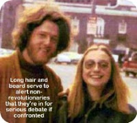 bill and hill at yale