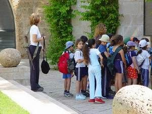 israeli child guard