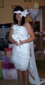 tpaper bride